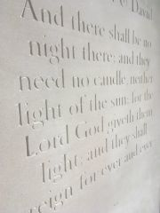 Beautiful words for headstone