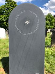 What is the best stone for a headstone?