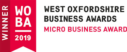 WOBA 2019 WINNER Micro Business Award Logo