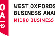 WOBA - Winner of West Oxfordshire Business Award