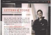 Interview for I love Typography- Letters in Stone