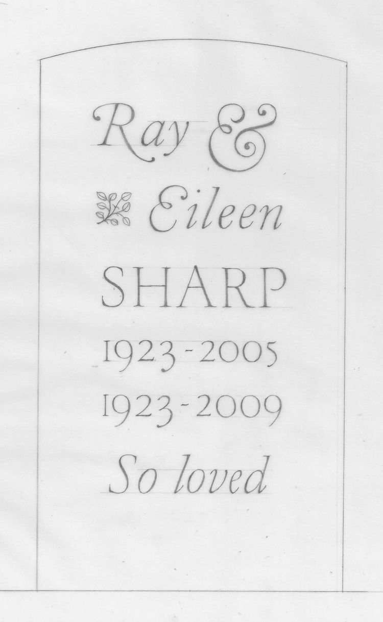 headstone design