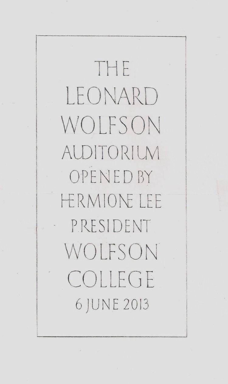 opening plaque design