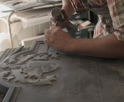 apprenticeship letter carving opportunity