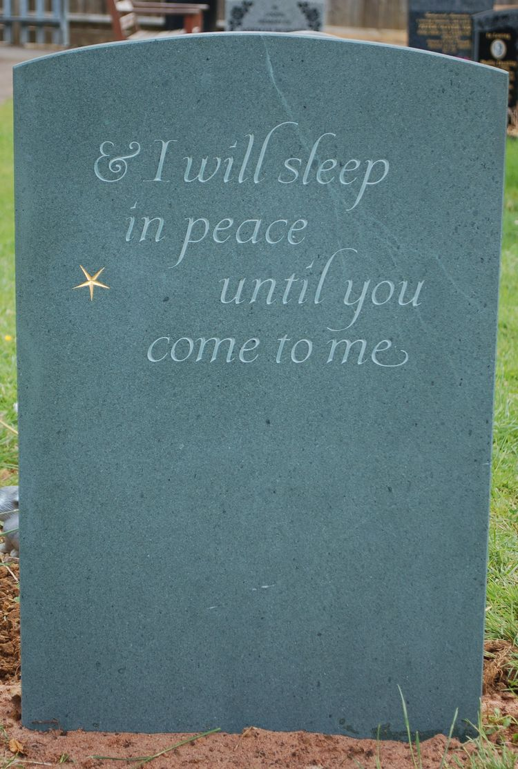 children's headstone epitaph