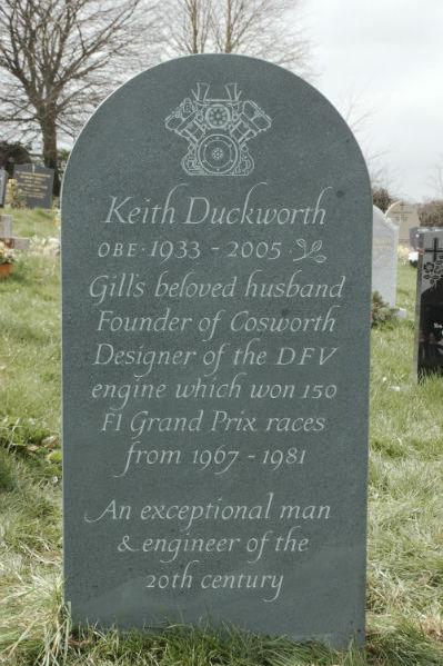 green slate headstone