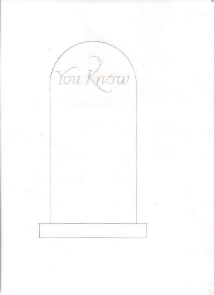 short epitaph on headstone