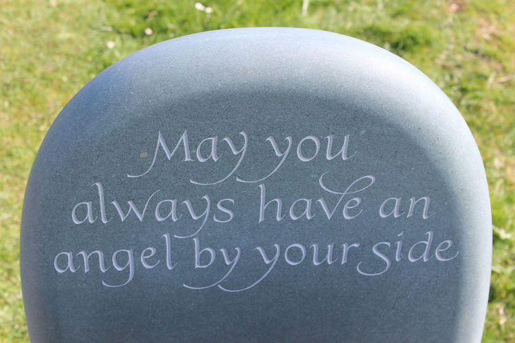 stillborn headstone quote