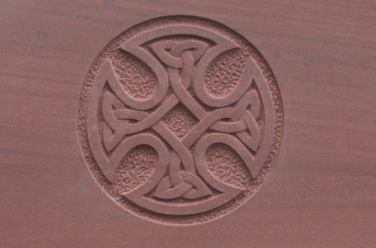 gravestone celtic cross