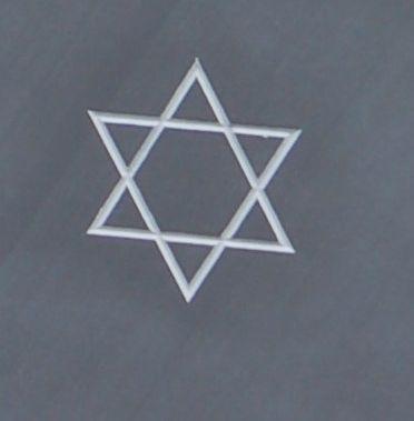 star headstone symbol