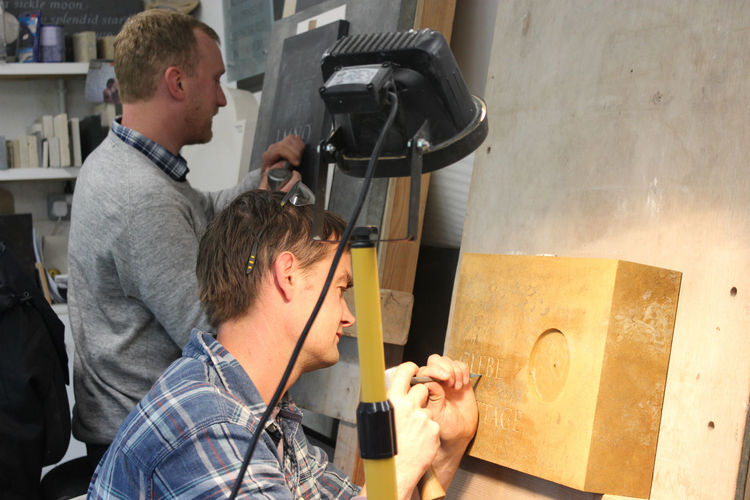 cutting with fergus wessel