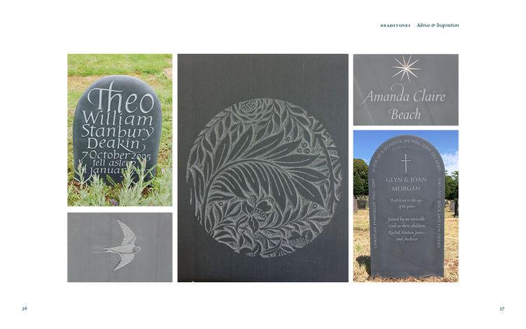 Headstones book