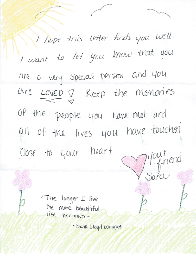 Letter To Someone Special In Your Life from stoneletters.s3.amazonaws.com