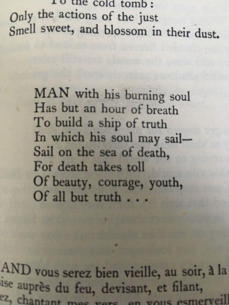Truth by John Masefield