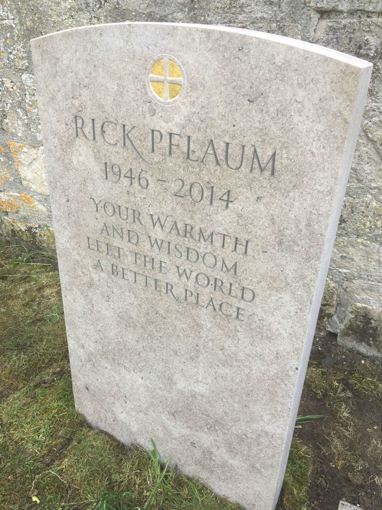 Purbeck memorial stone