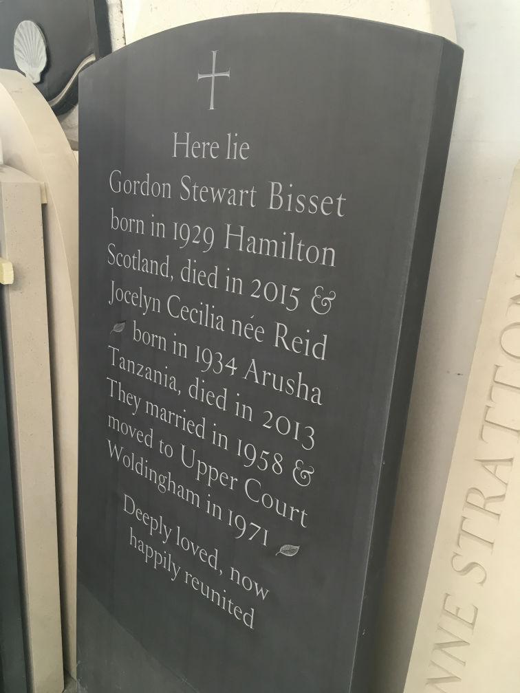 beautiful headstone quote