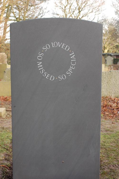 headstone quote
