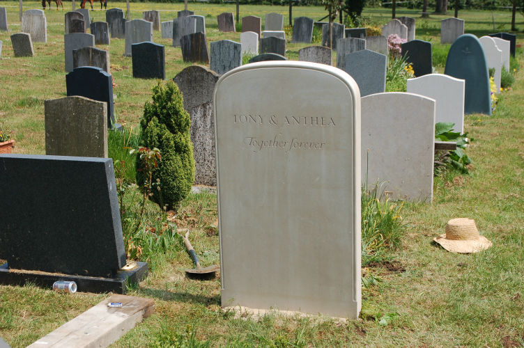 epitaph for couple