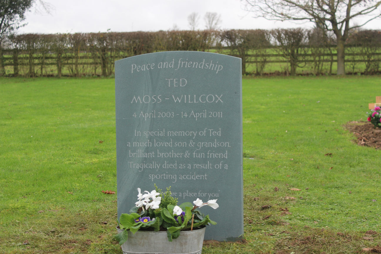 beautiful words for gravestone