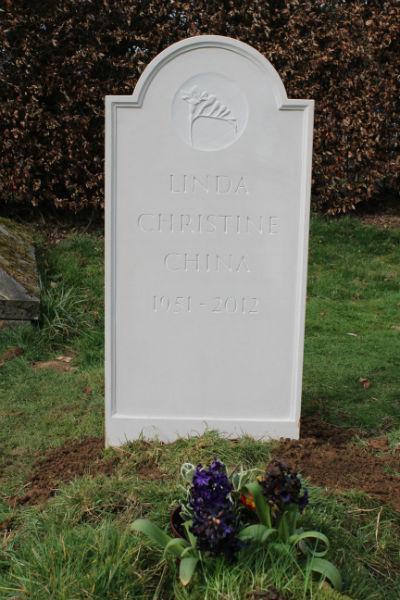 monolith fixing gravestone