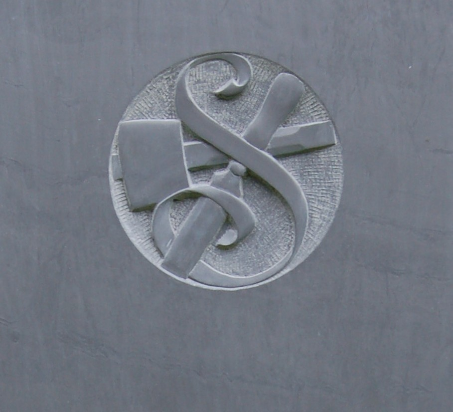 tools headstone symbols